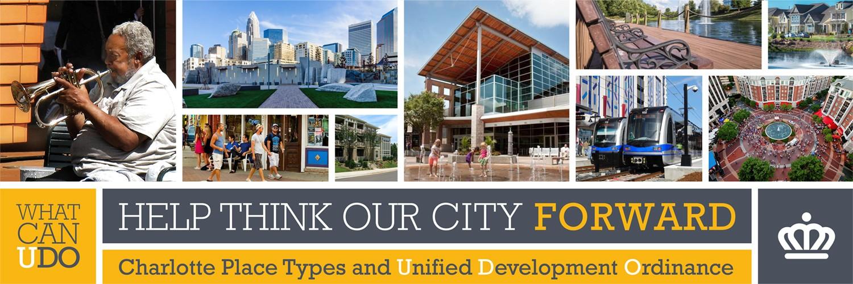 Charlotte Place Types / Unified Development Ordinance (UDO)