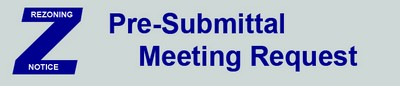 PreApplication Meeting